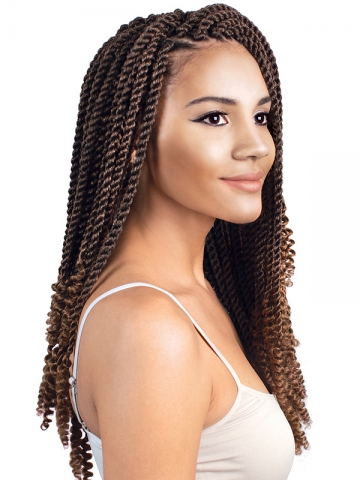 SENEGAL TWIST BRAID - Long